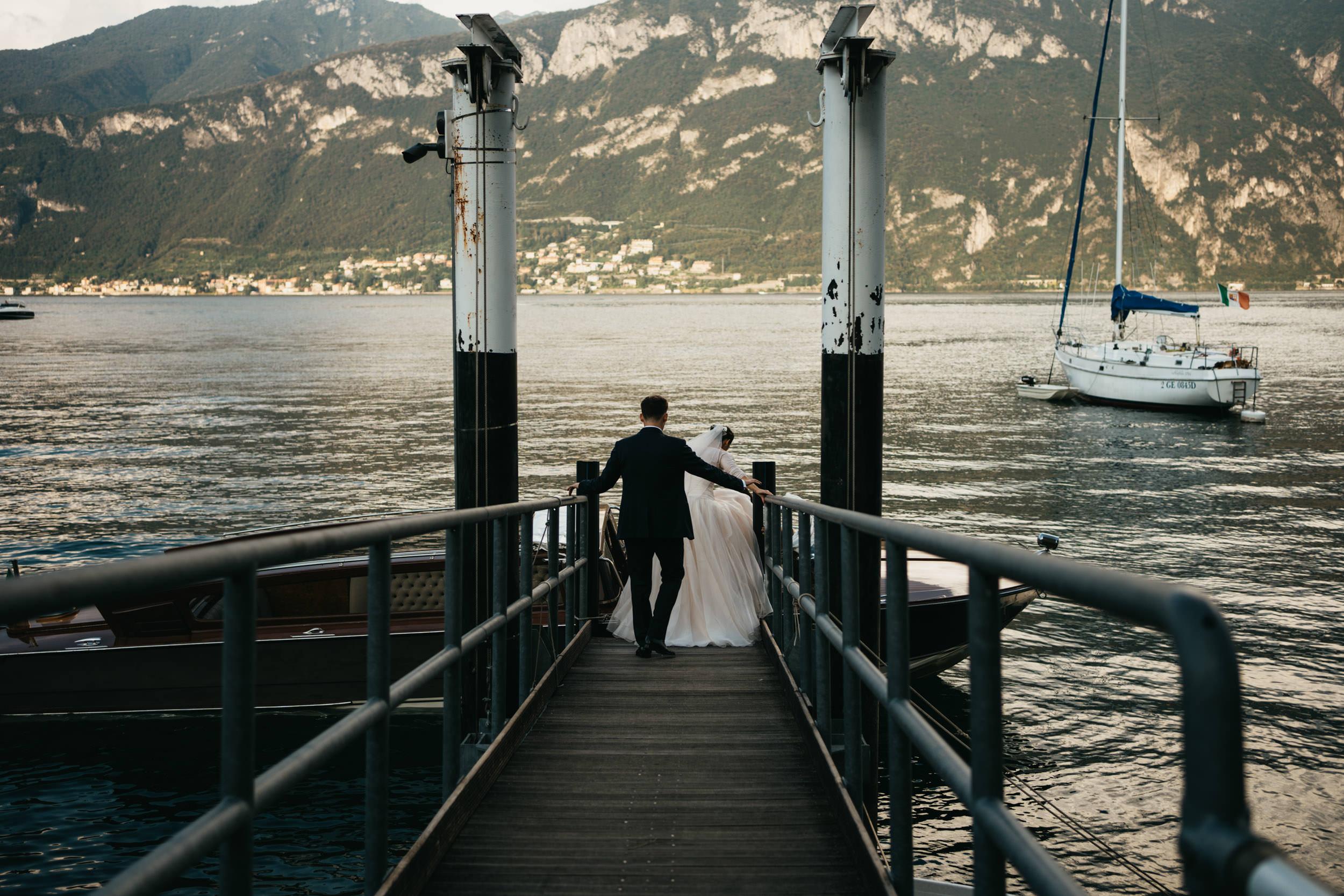 0034-Lake como destination wedding